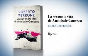 """Roberto Perrone al NebbiaGialla 2017: presenta """"La seconda vita di Annibale Canessa"""""""