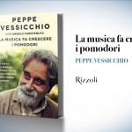 """Peppe Vessicchio, """"La musica fa crescere i pomodori"""""""