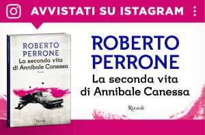 Roberto Perrone su Instagram