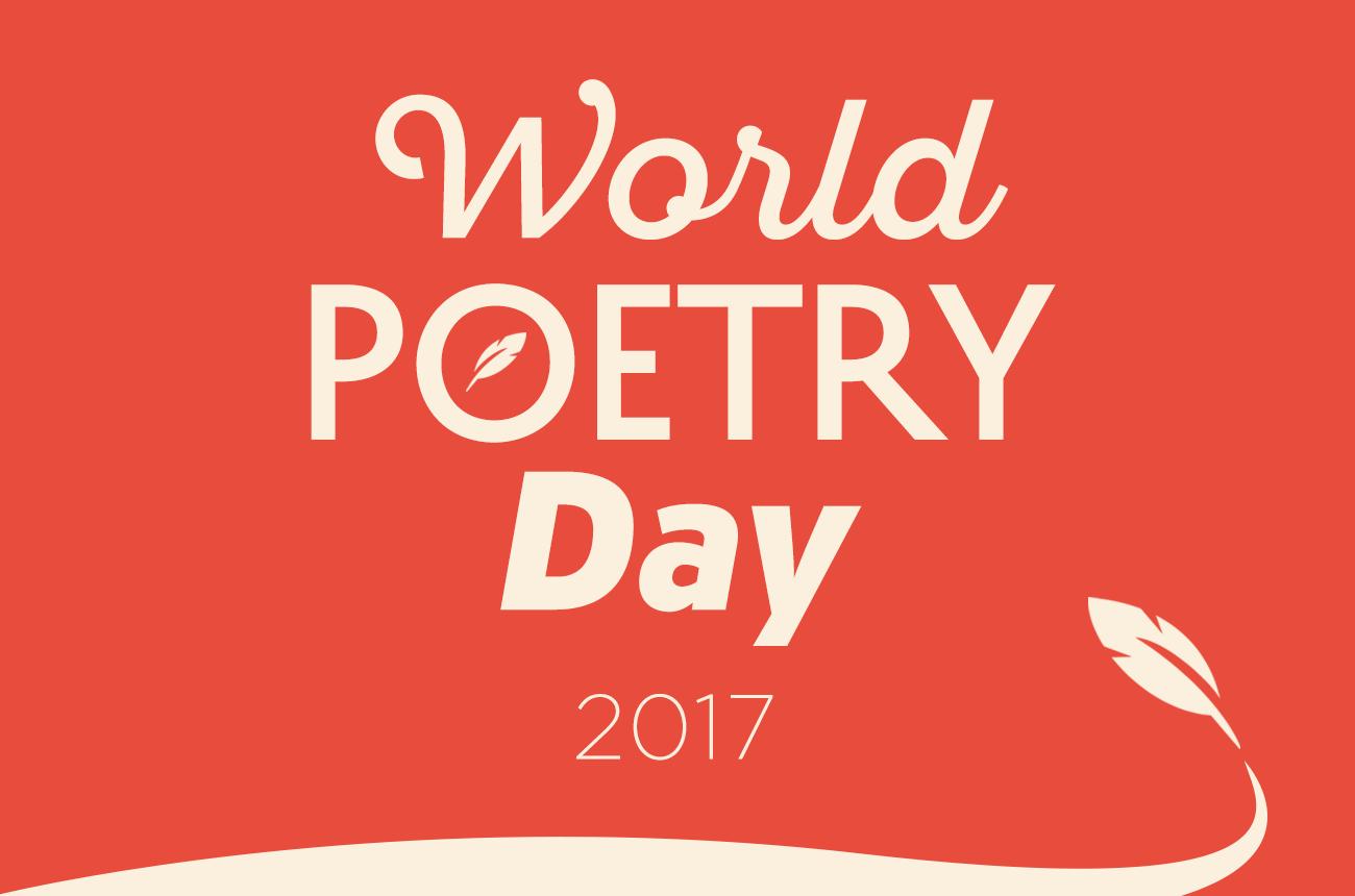 Giornata mondiale della poesia 2017