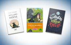Libri per bambini per la festa della donna