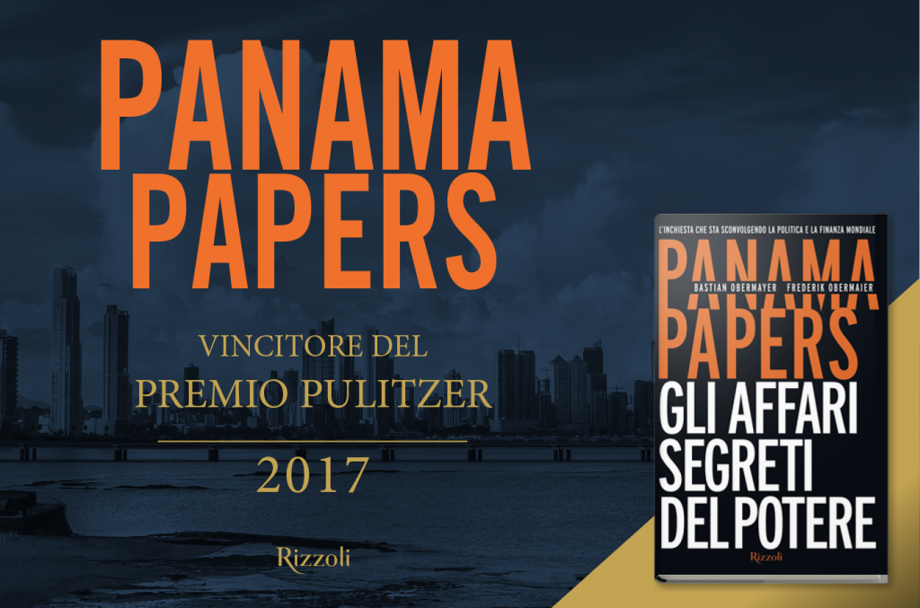 Panama Papers Pulitzer 2017
