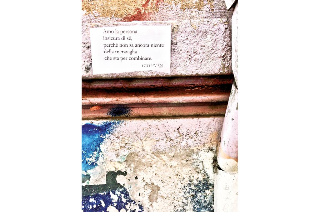 Gio Evan Poesie