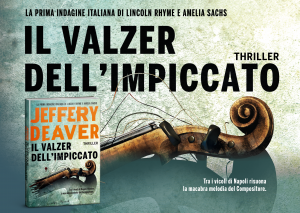 Jeffery Deaver ultimo libro