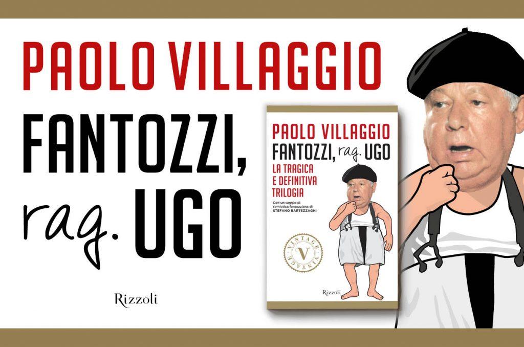 Paolo Villiaggio, i libri