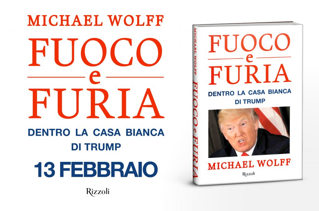Fire and Fury Rizzoli