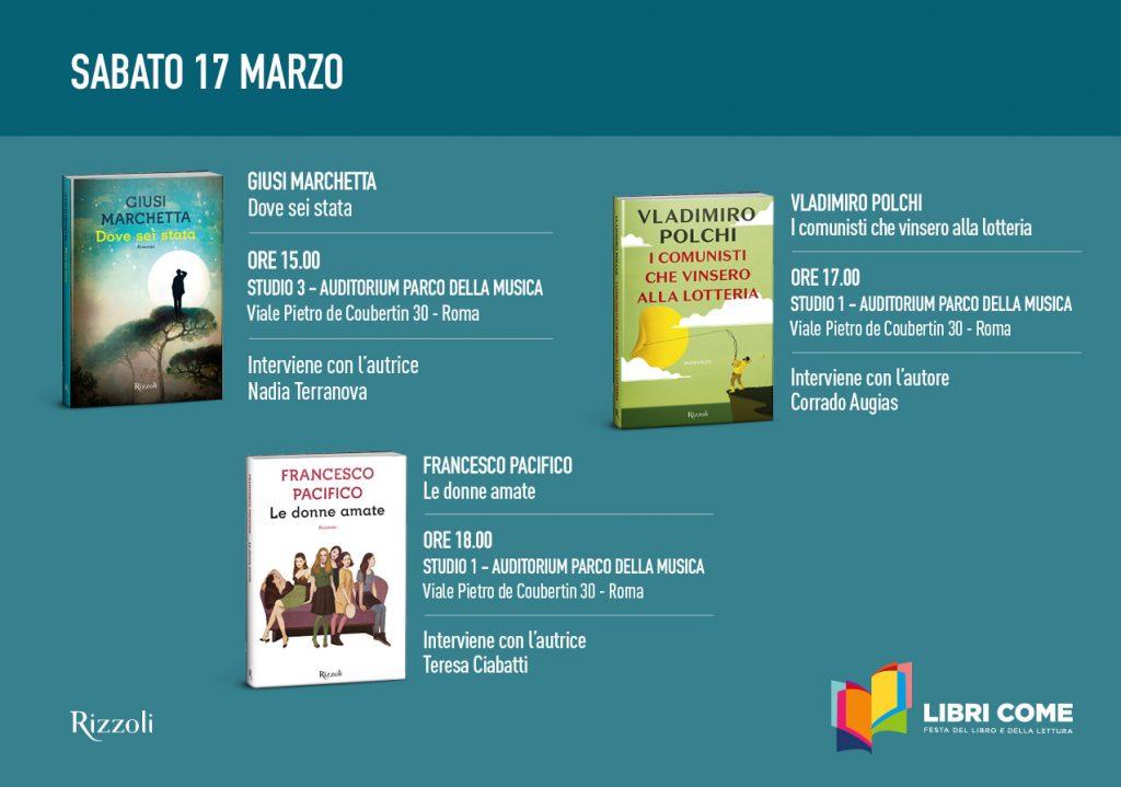 Libri come 2018