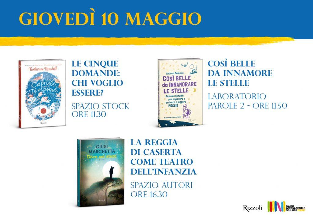 Salone Internazionale del Libro Rizzoli BUR