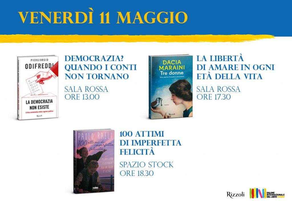 Salone Internazionale del Libro Rizzoli Fabbri