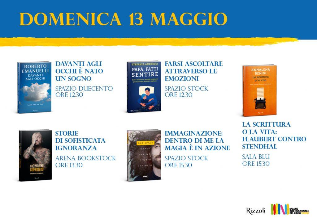 Salone Internazionale del Libro Rizzoli Fabbri BUR