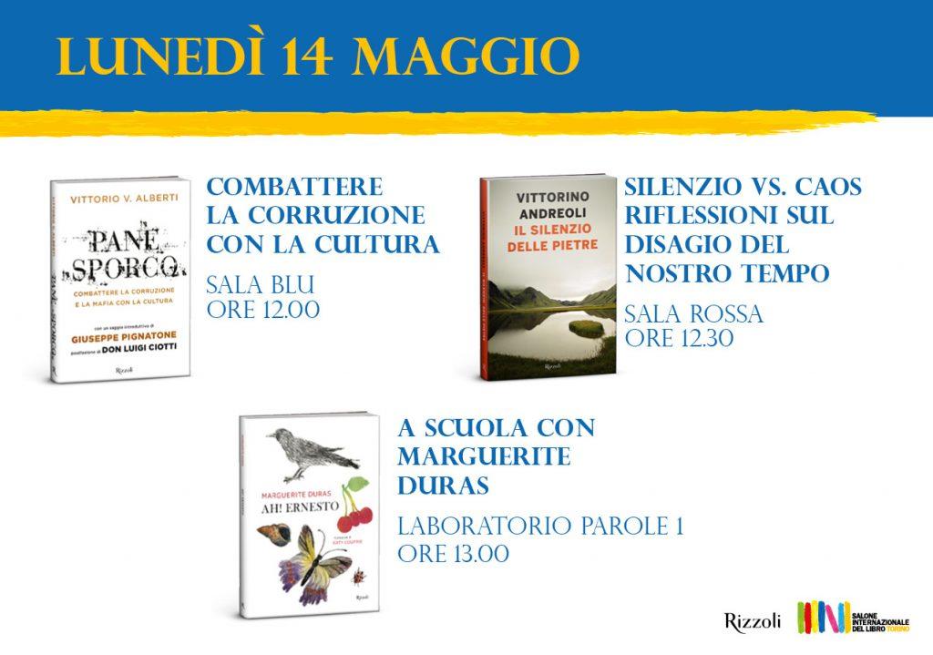 Salone Internazionale del Libro Rizzoli