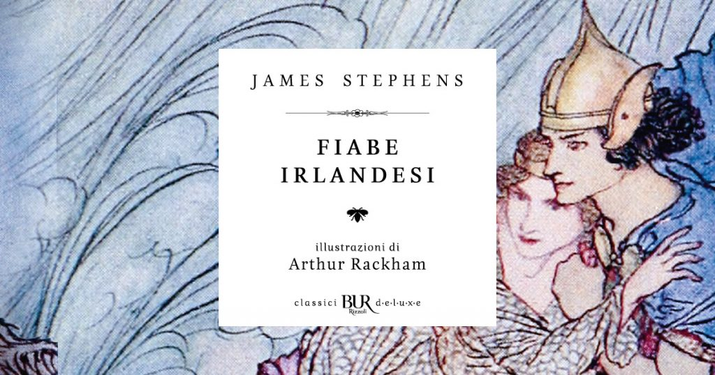 irish fairy tales_cover