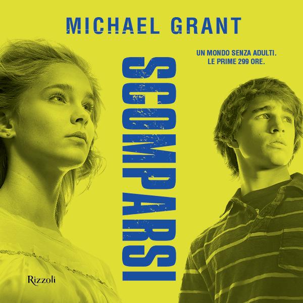 Michael Grant Scomparsi