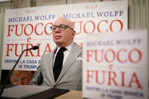 Michael Wolff in Italia