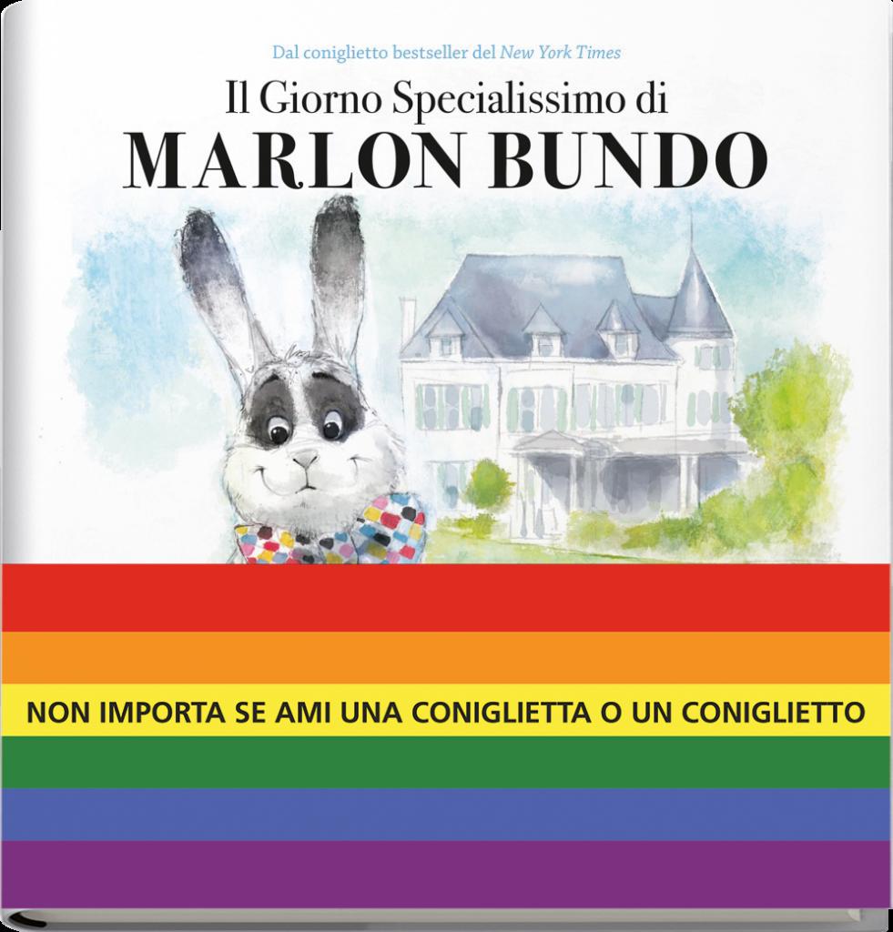Marlon Bundo cover