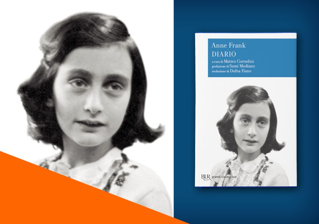 Anne Frank mare di libri 2019