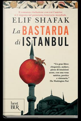 la bastarda di istanbul cover