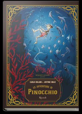 Pinocchio Lacombe