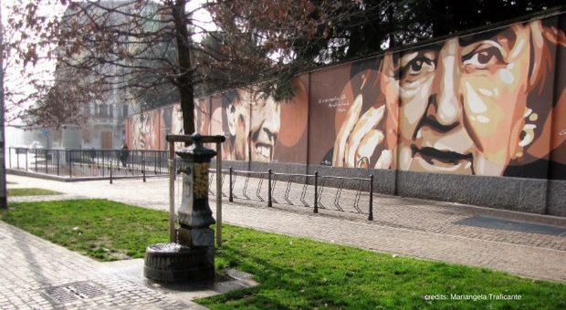 alda merini street art