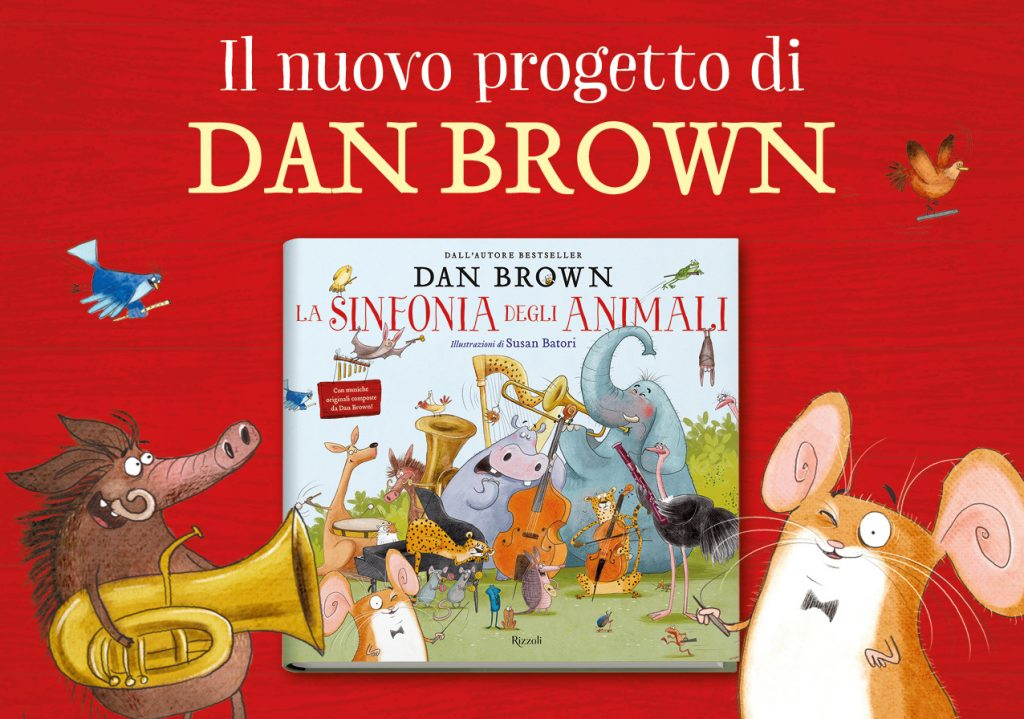 Dan Brown La sinfonia degli animali