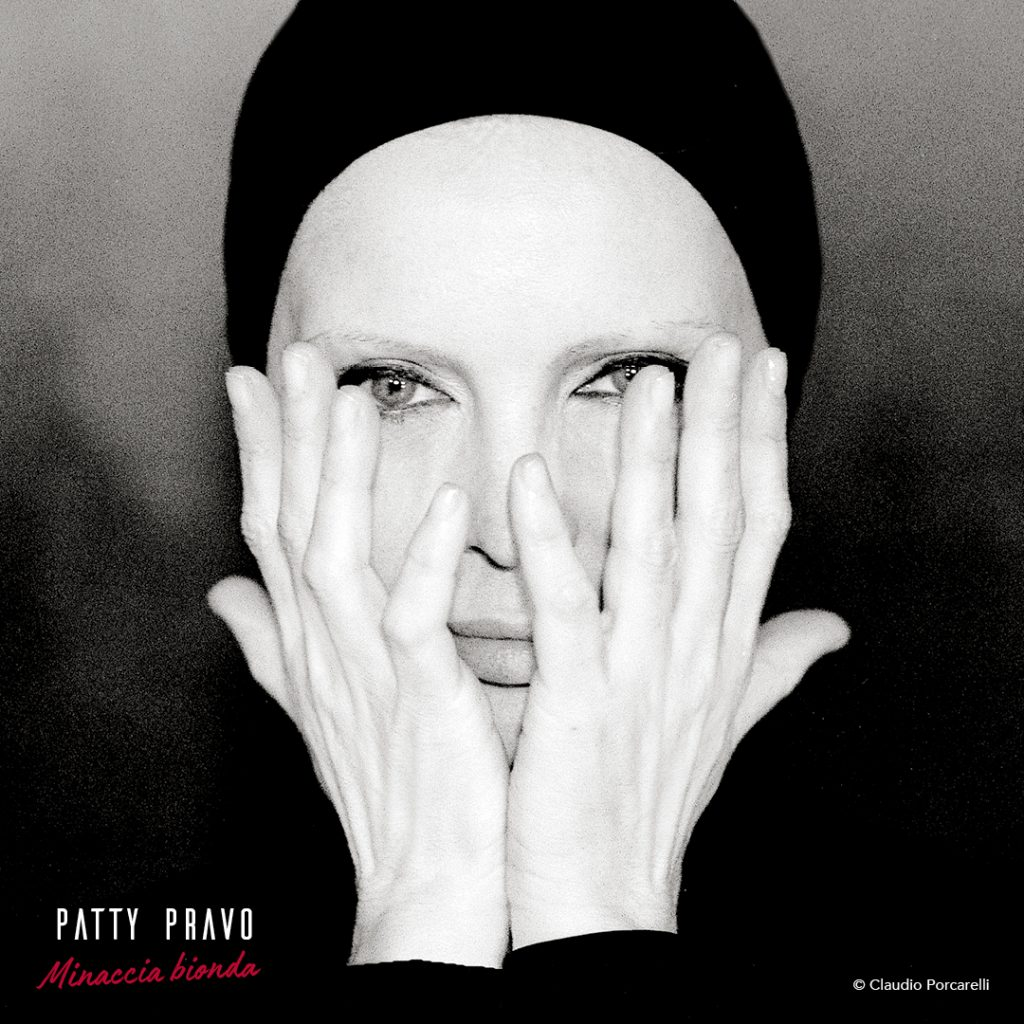 Patty Pravo minaccia bionda 2