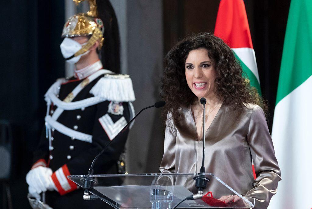 Silvia Avallone Quirinale