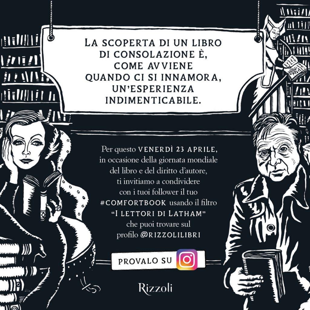 libri instagram comfortbook